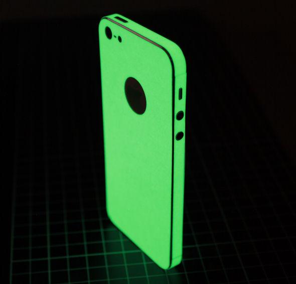 Set leucht rahmen für iphone 5 oder iphone 4 4s